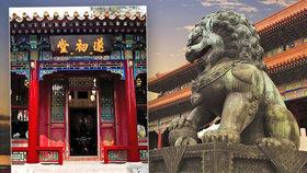 Zakázané město po letech otevře brány. Lidé uvidí pod pokličku čínským císařům