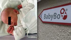 V jičínském babyboxu našli novorozenou holčičku: Drobounkou Martinku zde nechali uprostřed dne