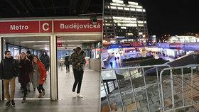 40 let na ni nikdo nesáhl, chtěli ji zbourat: Terasa na Budějovické se příští rok opraví
