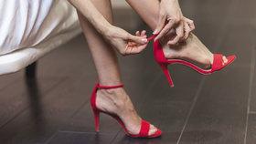 Sexy boty jako stvořené pro valentýnskou noc! Vyberete si  60c7949bb4