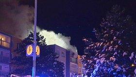 Muže (†51) z Bíliny mohl před plameny spasit skok ze 4. patra do kontejneru! Nedokázal to a zahynul