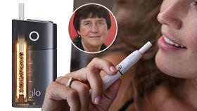 IQOS a GLO: Blesk testoval alternativu ke klasickým cigaretám! Co na ně říkají lékaři?