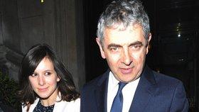 Rowan Atkinson alias Mr. Bean se v 64 letech chystá na rodičovskou dovolenou