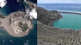 """Vědce fascinuje záhadný  """"mizející"""" ostrov v Pacifiku. Pomůže odhalit tajemství Marsu?"""