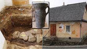 Objev v Kunštátě: Přepište dějiny! Slavná keramika se začala vyrábět o 100 let dříve