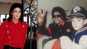 """Michael Jackson se """"oženil"""" s chlapcem (10)! Dával mi šperky za sex, šokuje údajná oběť"""