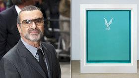 V Londýně vydraží obrazy George Michaela (†53): Slibují si až 44 milionů za kus!