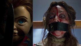Chucky se vrací! Trailer na Dětskou hru ukazuje běsnění vraždící panenky