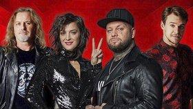 Diváci The Voice se bouří kvůli porotě! Mamlas Dyk a trapná Kirschner, pokřikují