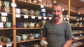 Petr Štěpánek (52): Život zasvětil práci s hlínou