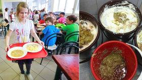 """""""Děti jsou kvůli rodičům líné obrat i kuře."""" Školní jídelny vyhodí 230 tun zbytků denně"""