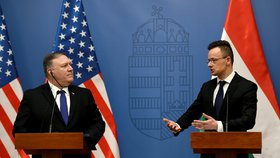 """Trumpův muž varoval Maďary před Putinem a Huawei. """"Obrovské pokrytectví,"""" uslyšel"""
