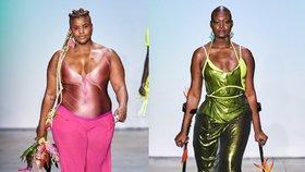 Protéza, berle i kila navíc! Přehlídka plavek, které nejsou jen pro modelky