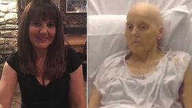 Julie (†49) odsoudila lékaře ze smrtelné postele! Pětkrát přehlédli rakovinu