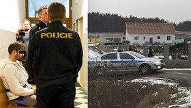 Uškrcená žena (†26) v mobilheimu byla zavražděna: Podle policie ji zabil její muž