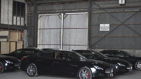 Skoro 300 luxusních aut se záhadně ztratilo. Půjčené je měli státní úředníci