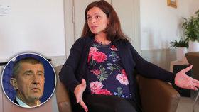 Těhotná Jermanová: Babiš chtěl skončit, odmítli jsme. A proč nepozvali Zemana?