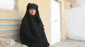 Nevěsta ISIS (19) po porodu: Vězení se nebojí, ztráty syna ano. A promluvila o střílení lidí