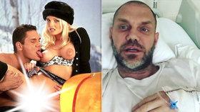 HIV panika v PORNOEVROPĚ: Slavný herec je prý pozitivní! Souložil i s Češkami