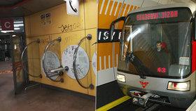 Odloučené ghetto? Ne, metro v Kobylisích. Radnice kritizuje prostředí stanice