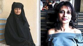 """""""Zaslouží si druhou šanci."""" Za nevěsty džihádistů oroduje bývalá první dáma ISIS"""