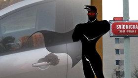 »Fekální fantom« se vrátil na místo činu! V Bohnicích znovu značkuje auta psími lejny