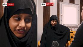 """První slova nevěsty ISIS po porodu: """"Lidé by se mnou měli soucítit, byla jsem žena v domácnosti"""""""