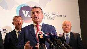 Babiš rozpustil ANO v Brně, vzniknout má nové hnutí, ovšem se starými tvářemi