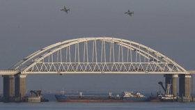 Na Rusy se valí další sankce. Unie potrestá lidi odpovědné za akci v Kerčské úžině