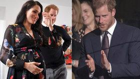 Dítě vévodkyně Meghan a prince Harryho: Ještě není na světě, už láme rekordy!