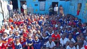 Separatisté propustili 145 unesených školáků. Výkupného se nedočkali