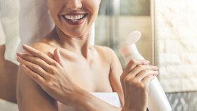 Test tělových mlék a másel pro suchou pokožku: Která pleť hydratují a dobře se vstřebávají?