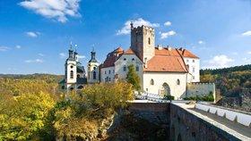 Zámek ve Vranově nad Dyjí zůstane státu: Polský rod Stadnických nedostane ani hrobku