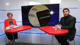 Ministryně Nováková v Blesku: Sama platím hodně za data. Rezignaci po posměchu odmítla