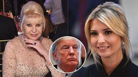Ivana Trumpová oslavila 70, dcera Ivanka jí poslala z USA dojemný vzkaz. Donald zapomněl?