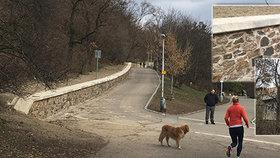 Kdy se otevře schodiště k Nuselskému mostu? Park Folimanka by mohl být revitalizován do května