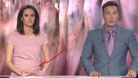 VÍME PRVNÍ: Moderátorka Czadernová z Novy je podruhé těhotná! Čeká holku, nebo kluka?