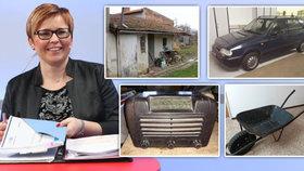 """""""O Čtyřlístek a bunkr se Češi poprali."""" Stát lacině prodá domy, auta i prkotiny"""