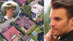 Válka o dědictví v rodině Leoše Mareše: Soudí se o dům! Ve hře jsou miliony...
