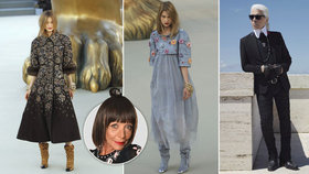 Očima Františky: Smrt excentrika Karla Lagerfelda? Konec Jekylla a Hydea v těle génia