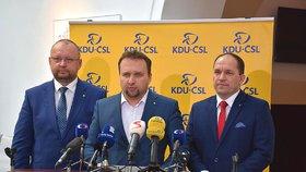 Lidovci vymírají. Spasí stranu nový předseda, Slováci a možná i nový název?