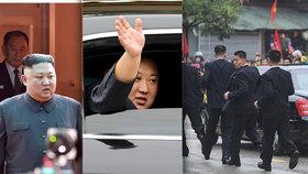 Kim si ve Vietnamu dopřál vytouženou cigaretu. Trump dorazil na čas