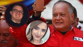 """Madurova pravá ruka myslí na zadní vrátka: Druhý nejmocnější muž """"uklidil"""" své děti do zahraničí"""