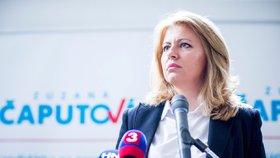 Bude mít Slovensko poprvé prezidentku? Tahle blondýna drtí průzkumy, fandí jí i Kiska