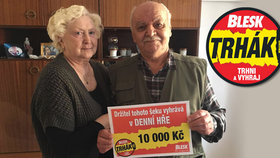 Břetislav Vychodil (72) z Rožnova pod Radhoštěm už chystá velký výlet: Rodině »trhl« superléto!