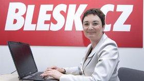 Chatovali jste s Janou Hybáškovou