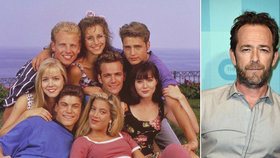 Dylan z Beverly Hills 902 10 prodělal silnou mrtvici! Luke Perry má hrát v pokračování legendárního seriálu!