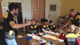 To je nápad! V Ostravě učí lásku k řemeslu už malé děti: Mají pro ně speciální dílnu
