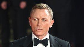 Nová bondovka v ohrožení! Daniel Craig se při natáčení vážně zranil