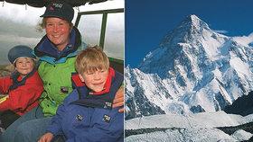 Syna slavné horolezkyně pohřešují v Himálaji! Jeho máma tam zemřela!
